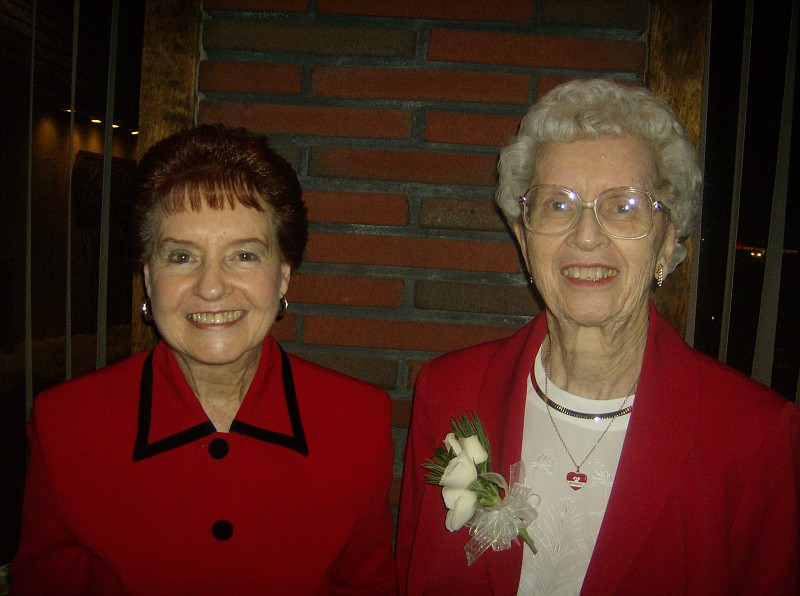 Doris and Jean