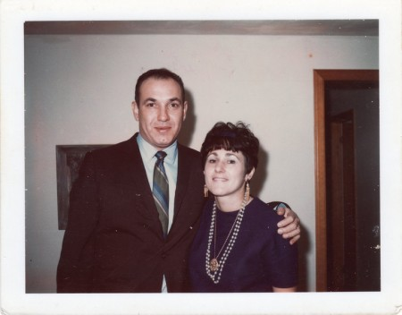 Morton & Phyllis Ide in 1969