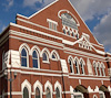 The Ryman Auditorium ~ Photo by Stephen Ide