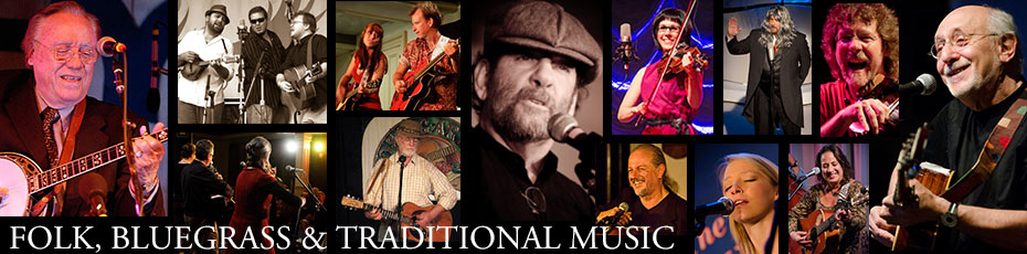 Folk, Bluegrass & Traditional Music Blog