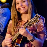 Sierra Hull performs at the 2012 Joe Val Bluegrass Festival. Photo by Stephen Ide