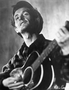 Woody Guthrie, 1912-1931