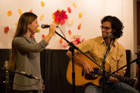 Polly & Anand