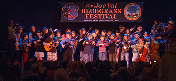 The Joe Val Bluegrass Academy for Kids