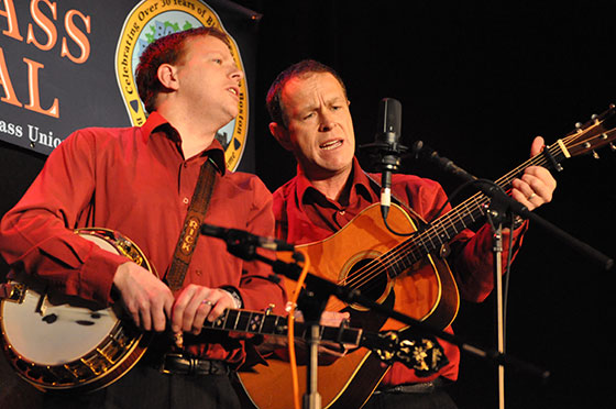 Canada's The Spinney Brothers return to Joe Val this year. Photo © copyright Stephen Ide, All rights reserved.