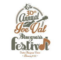 2015 Joe Val Bluegrass Festival