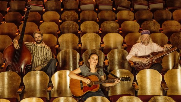 The Heather Pierson Acoustic Trio - photo by Ray MacGregor