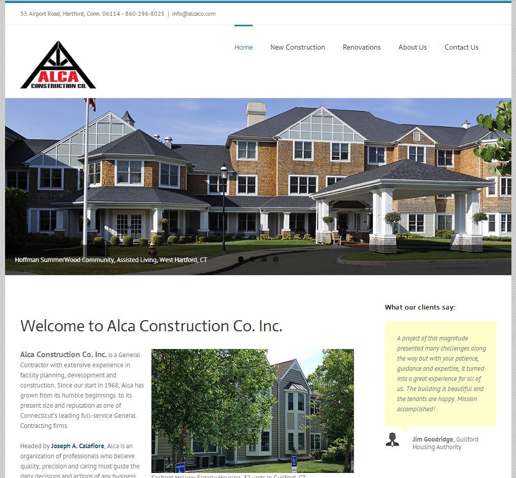 Alca Construction Co. Inc.