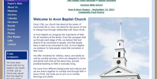 Avon Baptist Church