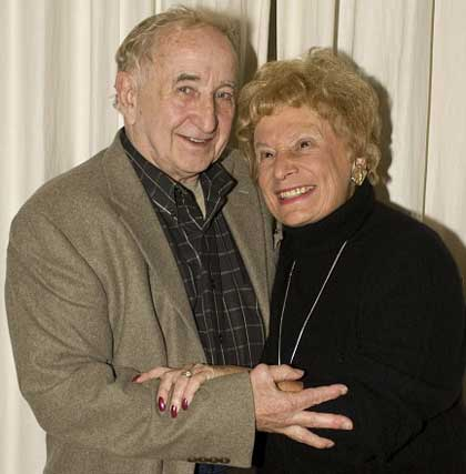 Barry and Ruth Ann
