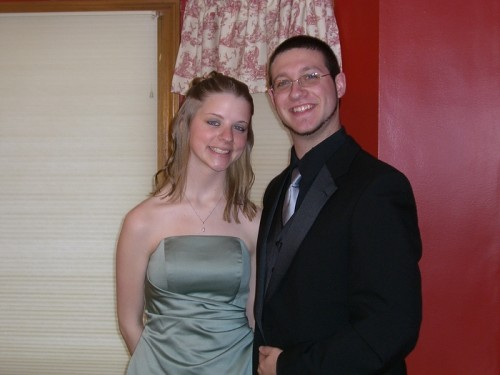 Allie and Jared