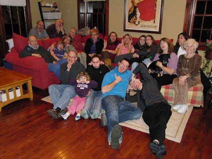 Thanksgiving 2009 - click image to see more photos