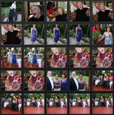 malin and maureen's wedding